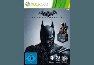 Produktbild Batman: Arkham Origins - Xbox 360