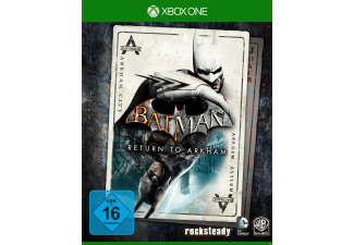 Produktbild Batman: Return to Arkham - Xbox One