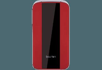 Produktbild BEAFON C 260  2.4 Zoll  Rot