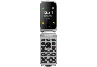 Produktbild BEAFON SL580  2.4 Zoll  Schwarz/Silber