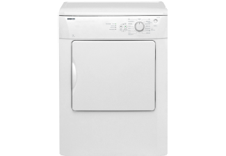 Produktbild BEKO DV 7120  7 kg Ablufttrockner  C  Weiß