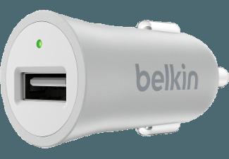 Produktbild BELKIN Auto-Ladegerät  USB  silber