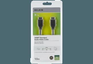 Produktbild BELKIN F3Y017CP1.5MBLK  Kabel