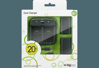 Produktbild BIGBEN Dual Charger inkl. Akkus