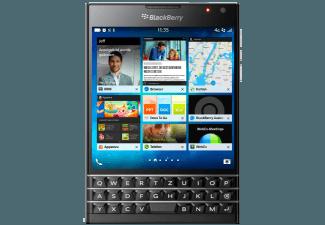 Produktbild BLACKBERRY Passport  Smartphone  32 GB  4.5 Zoll