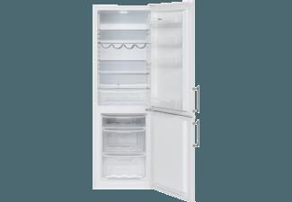 Produktbild BOMANN KG 186  Kühlgefrierkombination  A++  217 kWh  1850 mm hoch  Weiß