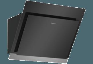 Produktbild BOSCH DWJ67HM60  Kopffreihaube  Schwarz  Umluft