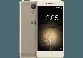 Produktbild BQ Aquaris U Plus  Smartphone  32 GB  5 Zoll  Weiß/Gold