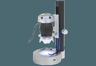 Produktbild BRESSER 8854500  USB-Hand Mikroskop+LED Stand
