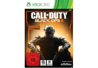 Produktbild Call of Duty: Black Ops III - Xbox 360