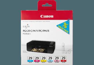 Produktbild CANON 4873B005 PGI-29 CMY/PC/PM/R MULTI