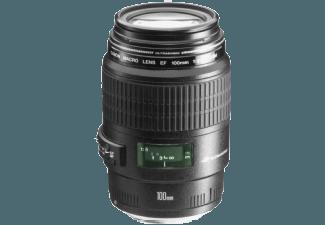 Produktbild CANON EF 100mm f/2.8 Macro USM 100 mm Objektiv f/2.8  System: Canon EF