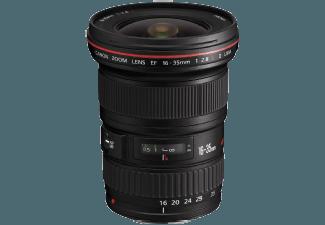Produktbild CANON EF 16-35mm f2 8 L II USM 16 mm-35 mm Objektiv f/2.8  System: Canon EF