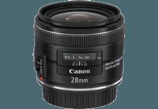 Produktbild CANON EF 28mm f/2.8 IS USM 28 mm Objektiv f/2.8  System: Canon EF  Bildstabilisator