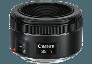 Produktbild CANON EF 50mm f/1.8 STM 50 mm Objektiv f/1.8  System: Canon