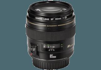 Produktbild CANON EF 85mm f/1.8 USM 85 mm Objektiv f/1.8  System: Canon EF