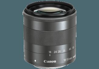 Produktbild CANON EF-M 18-55 mm / 3 5-5 6 IS STM 29 mm-88 mm f/3.5-5.6  Standardzoom  System: Canon EF-M