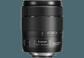 Produktbild CANON EF-S18-135mm f/3.5-5.6 Nano USM 18 mm-135 mm Objektiv f/3.5-5.6 EF-S  System: Canon