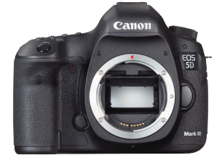 Produktbild CANON EOS 5 D MARK III Gehäuse Spiegelreflexkamera  22.3 Megapixel  CMOS Sensor  Autofokus