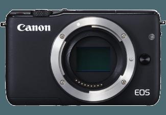 Produktbild CANON EOS M10 Gehäuse Systemkamera  18 Megapixel  CMOS Sensor  Autofokus  Touchscreen