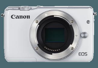 Produktbild CANON EOS M10 Systemkamera  18 Megapixel  CMOS Sensor  WLAN  Autofokus  Touchscreen