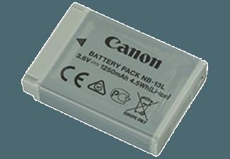 Produktbild CANON NB-13L Akku passend für SX720HS  PowerShot G7X II