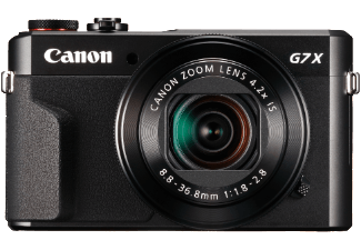 Produktbild CANON PowerShot G7 X Mark II Kompaktkamera  20.1 Megapixel  CMOS Sensor  Near Field Communication