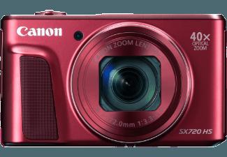 Produktbild CANON PowerShot SX720 HS Kompaktkamera  21.1 Megapixel  40x opt. Zoom  CMOS Sensor  Near Field