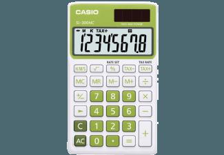 Produktbild CASIO SL-300NC Taschenrechner  grün