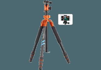 Produktbild CULLMANN 55482 Mundo 525 M Smartkit  Dreibein Stativ  passend für Kamera  Camcorder