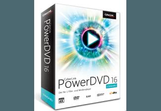 Produktbild CyberLink PowerDVD 16 Standard