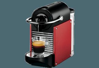 Produktbild DELONGHI EN125R Nespresso Pixie  Nespresso  Kapselmaschine  Carmine