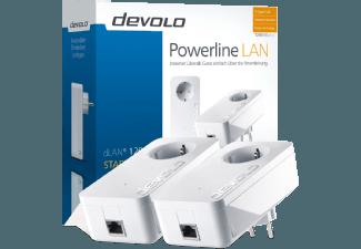 Produktbild DEVOLO 9376 dLAN 1200+ Starter Kit