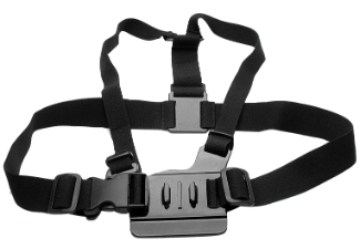 Produktbild DIGI GO digiGO Chest / Brust Strap GOPRO Mount  passend für GoPro