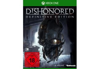 Produktbild Dishonored (Definitive Edition) - Xbox One