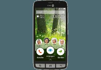 Produktbild DORO Liberto 825  Handy  8 GB  5 Zoll  Schwarz  LTE