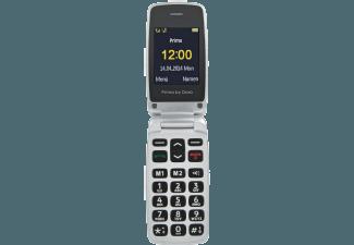 Produktbild DORO Primo 405  2.2 Zoll  Silber/Grau