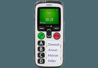 Produktbild DORO Secure 580  1.8 Zoll  Schwarz-Weiß