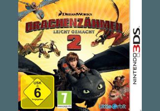 Produktbild Drachenzähmen leicht gemacht 2 - Nintendo 3DS