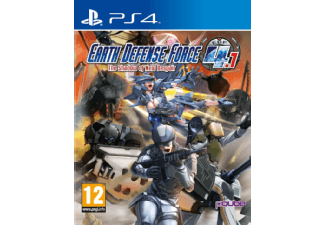 Produktbild Earth Defense Force 4.1: The Shadow of New Despair - PlayStation