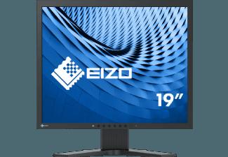 Produktbild EIZO S 1934 H-BK  Monitor mit 48 cm / 19 Zoll  14 ms Reaktionszeit  Anschlüsse: 1x DisplayPort  1x