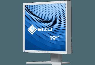 Produktbild EIZO S 1934 H-GY  Monitor mit 48 cm / 19 Zoll  14 ms (Grau zu Grau) Reaktionszeit  Anschlüsse: 1x