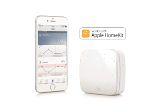 Produktbild ELGATO 1EW109901001 Eve Weather  Außensensor  System: HomeKit  Bluetooth Low