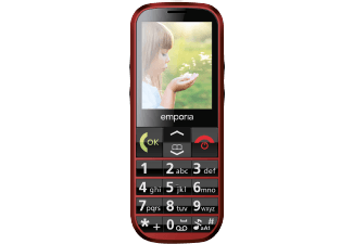 Produktbild EMPORIA C160 Eco  2.2 Zoll  Rot