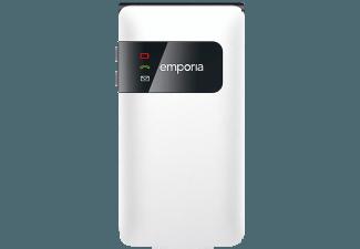Produktbild EMPORIA F220 Flip Basic  2.2 Zoll  Weiß