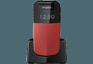 Produktbild EMPORIA V34 Glam  2.4 Zoll  4 MB  Rot