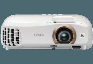 Produktbild EPSON EH-TW5350  3LCD-Technologie  RGB-Flüssigkristallverschluss  Beamer  Full-HD  1.920 x 1.080