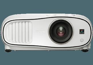 Produktbild EPSON EH-TW6700W  3LCD-Technologie  RGB-Flüssigkristallverschluss  Beamer  3.000 ANSI Lumen