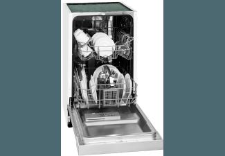 Produktbild EXQUISIT EGSP 6025 INOX  Geschirrspüler  integrierbar  A++  450 mm  47 dB (A)
