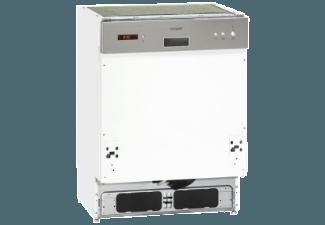 Produktbild EXQUISIT EGSP1212E/B  Geschirrspüler  integrierbar  A+  595 mm  52 dB (A)